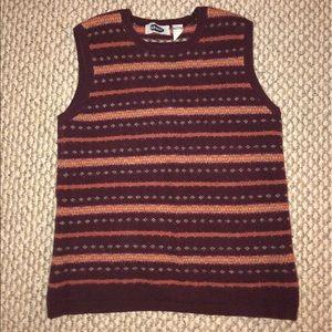 Old Navy sweater vest
